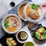 Free Delivery ($15 Min Spend) at Sō Ramen via foodpanda