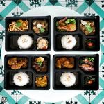 Free Delivery from INDOCAFÉ - The White House via foodpanda