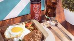 Plate of Nasi Lemak + Can of Coca-Cola for $0.52 at Crave via Deliveroo (Thursday 3rd August, 2pm to 4pm)