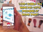 1-For-1 Gantea Bubble Tea at Bedok Point When You Screenshot 3 Pokemon Catches (50 / Day)