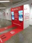 Free Train Ride When You Do 40 Squats with a Buddy via Prudential (Orchard MRT)