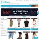 SurfStitch Cyber Monday Offer - 30% off Best Styles