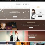 10% off Sitewide at Charles & Keith - 12.12 Offer