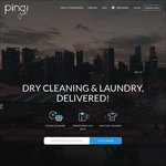 25% Cashback on Women's Dress Dry Cleaning with Piing