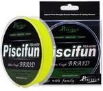 15% Off @ Piscifun Braided Fishing Line 275M/300Yds 10lb-65lb USD $11.08 (SGD $17.25) Shipped