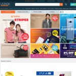 20% off Sitewide at Lazada (New Customers, DBS Cards)