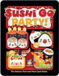 Sushi Go Party Boardgame $15.47 + Free Shipping via Prime at Amazon SG