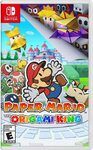Paper Mario: The Origami King - Nintendo Switch for $43.99 from Amazon SG