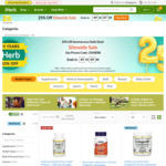 25% off Sitewide at iHerb