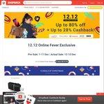 16GB SanDisk Dual OTG USB Drive Via Lazada for $2 after $12 ShopBack Cashback