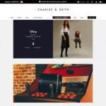 Free Delivery on All Orders at Charles & Keith with Newsletter Subscription