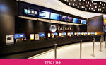 Cathay Cineplexes Everyday Movie Ticket for $11.50 via Fave (previously Groupon)