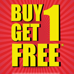 Buy 1 Get 1 Free on Selected Regular Priced Footwear at Skechers