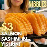 $3 Salmon Sashimi, $1.99 Oysters, $9.90 Crayfish at One Sushi
