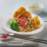 $5 for Amoy Street Sarawak Kolo Mee in Food Republic Parkway Parade