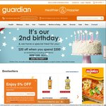 Guardian - $20 off with $200+ Spend (Includes Sale Items)
