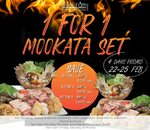 1 for 1 Mookata Set (from $12.45) at Som Tam