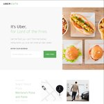 20% off First 2x Orders at UberEATS (New Customers)
