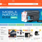 $5.20 off Items in the Mobile Nation Category at Shopee ($30 Minimum Spend)