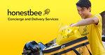 $5 off ($15 Minimum Spend) at honestbee Food