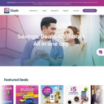 Dash: Shop, Dine and Save at AsiaMalls
