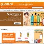 Guardian - Gifts with Purchase (1 Day Sale): Travel Wallet, Citrus Juicer Bottle, Digital Folder, $10 Guardian Voucher