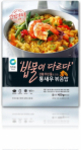 Chung Jung One Fried Rice with Shrimp (450g) for $3 (U.P. $5.95) from Cold Storage