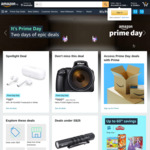 $20 off ($60 Min Spend) on Eligible Items Sold by Amazon SG via Amazon App