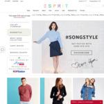 25% off Storewide at Esprit