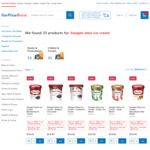 Buy 2 Tubs of Participating Haagen Dazs Products and Get FREE Haagen-Dazs Mini Cup Ice Cream at FairPrice