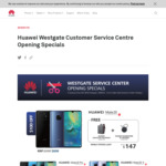 Huawei Westgate Customer Service Centre Opening Specials