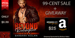 Win a USD $25 Amazon Gift Card from Book Throne