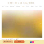 1 for 1 Boston Lobster ($68) at Orchid Live Seafood