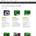 Xbox One Bundles: 500GB from $279 & 1TB from $299 Delivered at Microsoft Store (up to 47% off)