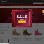 $28 off $200+ Spend or $68 off $300+ Spend, Combine with Up to 50% off Sale at Timberland