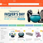 15% off Father's Day Gift Guide Collection at Shopee