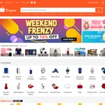 10% off Sitewide at Shopee