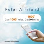 Mileslife - Enjoy an Upsized Sign up Bonus of 1000 Miles