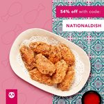 54% off at Selected Fried Chicken Restaurants (KFC, Popeyes, Arnold's, Jollibee, Texas Chicken, NeNe Chicken etc) via foodpanda