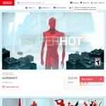 [Switch] SUPERHOT - US$14.99 (S$20) from Nintendo eShop