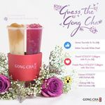 Win 1 of 5 Gong Cha Drink Vouchers from Gong Cha