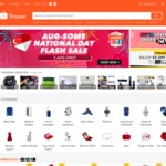 $3 off at Shopee ($20 Minimum Spend)