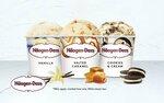 2x Pints of Ice Cream for $30 (U.P. $43.50) at Häagen-Dazs via Fave