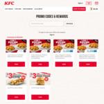 1 for 1 Popcorn Chicken at KFC (DBS/POSB Cards)