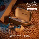 Win a Pair of Sennheiser Earbuds from hoolah