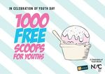 Free Scoop of Ice Cream from Udders Ice Cream (2-3 July) (Youth Month)