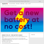 Free Battery Change for Swatch Watches @ Swatch