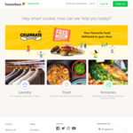 $5 off Groceries with Min $50 Spend at Honestbee (UOB Cards)