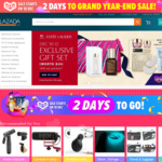 12.12 Offer: 12% off Sitewide at Lazada (via App)