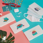 Redeem Free Limited-Edition Mask Cases with $12 Min Spend at Selected Restaurants from Deliveroo